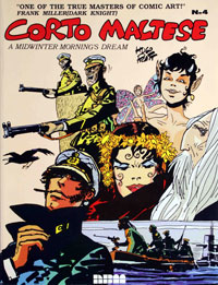 Corto Maltese vol. 4 A Midwinter Morning's Dream