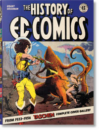 The History of EC Comics from 1933 - 1956 (Limited Edition)