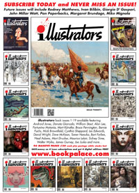 illustrators: choose ANY FIVE issues