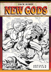 Jack Kirby New Gods (Artist's Edition)