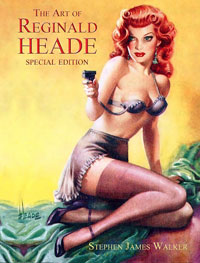 The Art of Reginald Heade Volume 1 – Special Edition