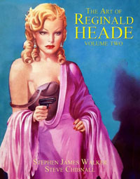 The Art of Reginald Heade Volume 2 – Special Edition