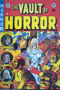 The Complete EC Library: Vault of Horror (5 Volume Boxed Set)